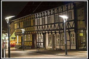 Kalundborg By Night