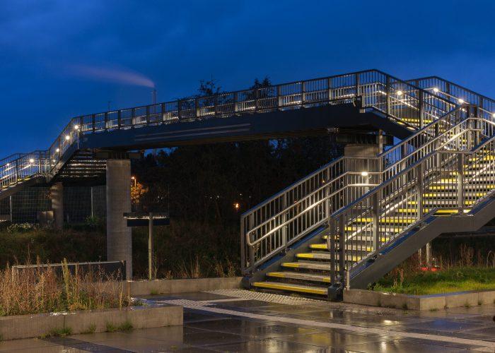 Bioteksbyen – Kalundborg øst station