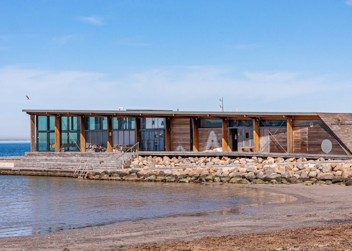 Aktivitetshuset på Røsnæs Havn